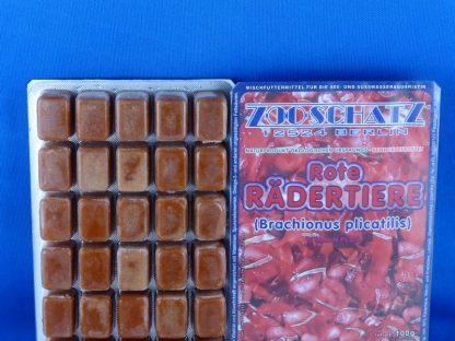 Rote Rädertierchen 100g - Blister-152