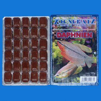 Daphnien 100g - Blister-0