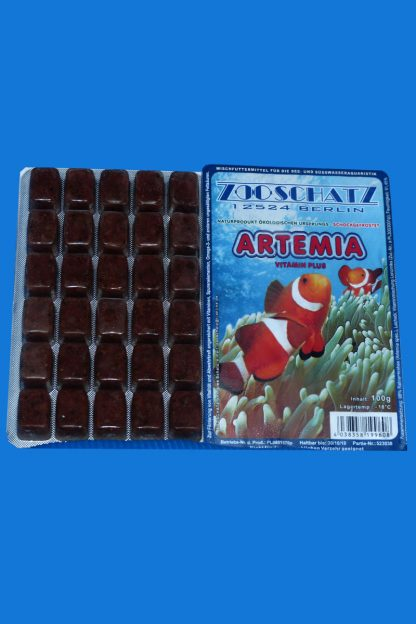Artemia 30 x 100g - Blister-0