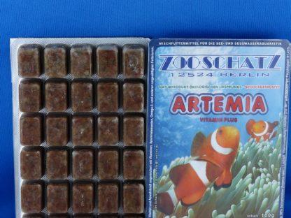 Artemia 30 x 100g - Blister-193
