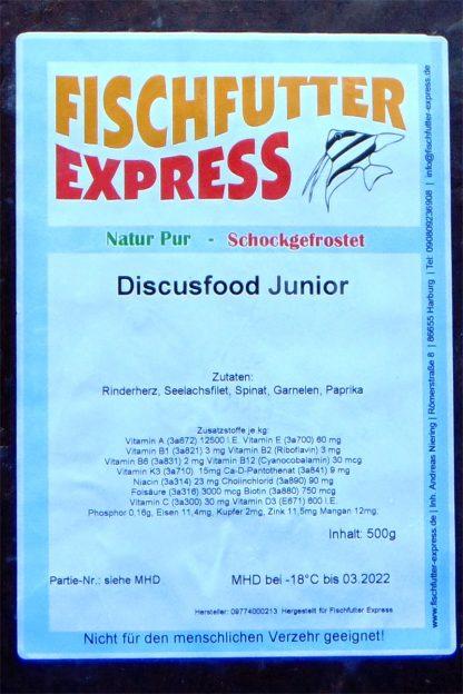 Diskusfood – Junior 500g - Frostfutter-855