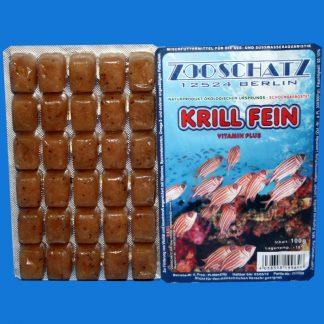 Krill fein Vitamin Plus 30 x 100g Blister-0