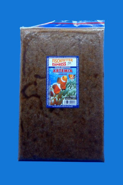 Artemia Frostfutter 8 x 500g-0