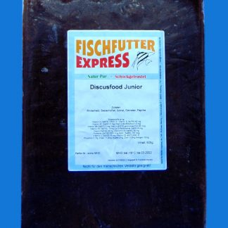 Diskusfood -Junior 8 x 500g - Frostfutter-0
