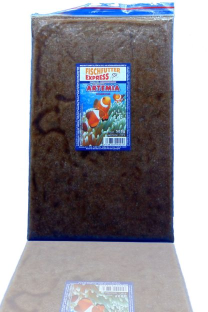 Artemia Frostfutter 8 x 500g-760
