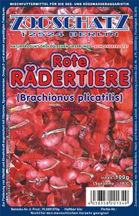 Rote Rädertierchen 8 x 500g-537