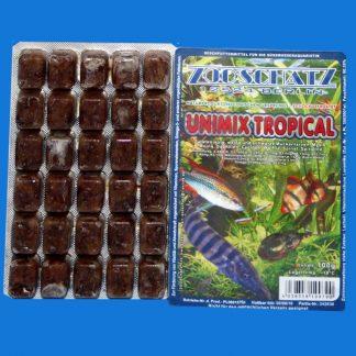 Unimix Tropical 40 x 100g Blister-486