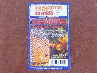Diskusfutter - Discus Life MGF 500 Basic 8x500g - Frostfutter-750