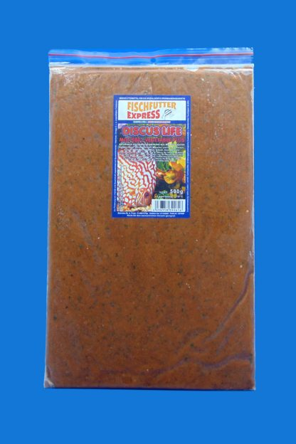 Diskusfutter - Life MGF 500 Vegetable Plus 8x500g - Frostfutter-0