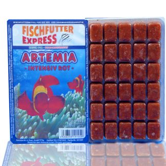 Artemia intensiv rot 100g - Blister-889