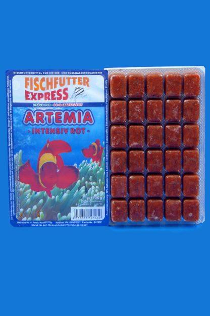 Artemia intensiv rot 100g - Blister-887