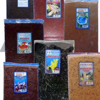 Frostfutter 5 = 5 kg Frostfutter und Diskusfood in 10 x 500g im Wunschmix-0