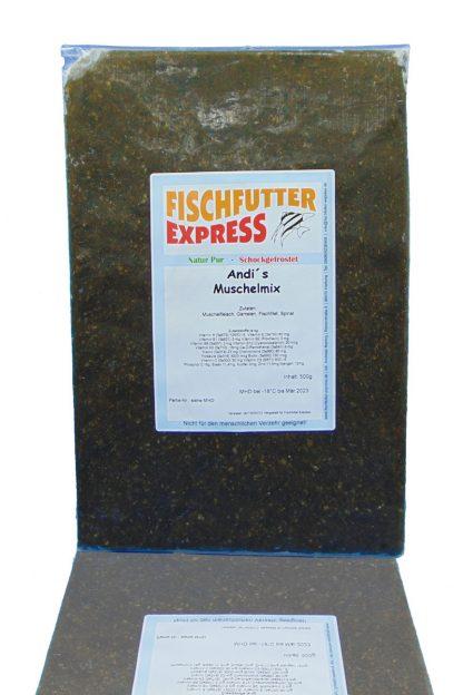Andi's Muschelmix 8x500g Flachtafel-944