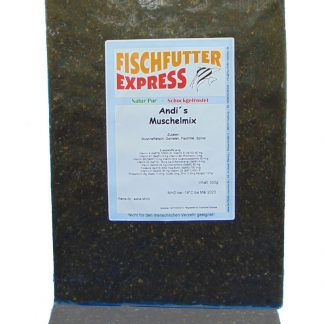 Januar-Angebot Andi's Muschelmix 10x500g Flachtafel-947