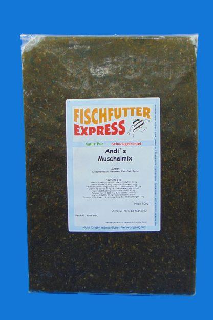 Januar-Angebot Andi's Muschelmix 10x500g Flachtafel-0