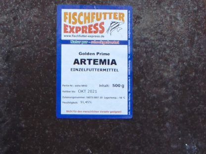 Golden Prime Artemia thumb