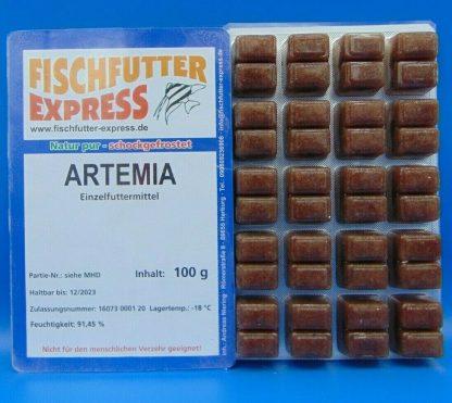 Artemia Vitamin Plus Blister